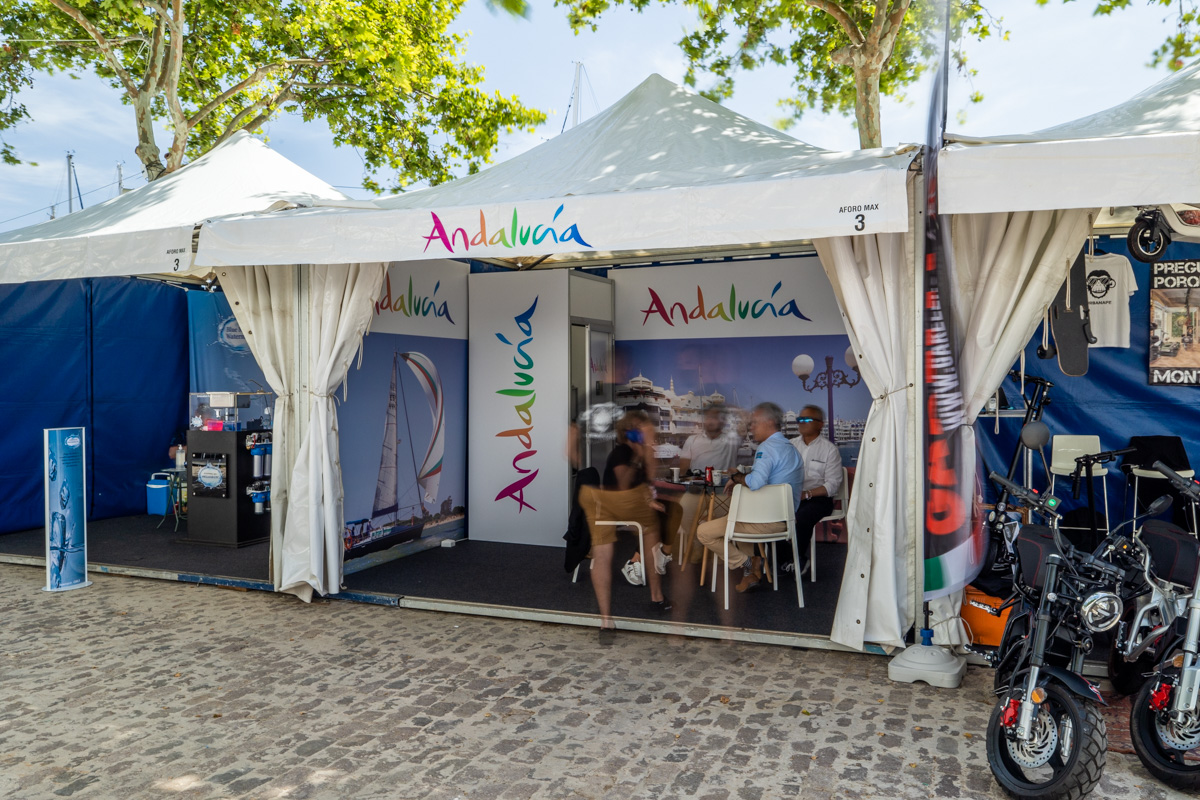 Stand Andalucia Palma International Boat Show